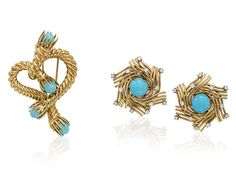 TIFFANY & CO. SCHLUMBERGER GROUP OF JEWELRY