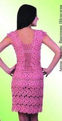 crochet lace dress   make handmade, crochet, craft