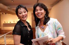 Eda Nagayama e Lucia Minei