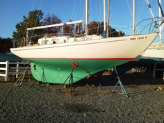 1971 Whitby Boatworks Alberg 30 located in Maryland for sale