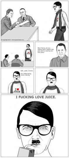 If hitler was a hipster