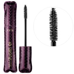 Tireless Mascara Eyeliner Thick And Waterproof Makeup Waterproof Long Eyelash Black Silicone Brush Professional Fresh Delicate Bright To Enjoy High Reputation At Home And Abroad Makeup Beauty & Health