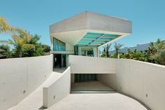 wiel arets architects build the jellyfish house around a floating pool