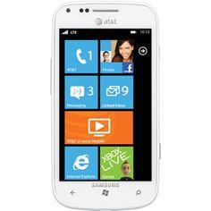 Samsung Focus 2 I667 GSM Smartphone, White (Unlocked)
