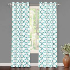 Bath Bedroom 1 Piece H.VERSAILTEX Blackout Energy Efficient Rod Pocket 52-inch by 18-inch Curtain Valance for Kitchen Living Room Laundry Moon and Star in Navy Base