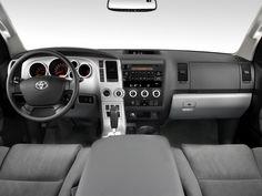 2015 Toyota Sequoia Interior Dashboard