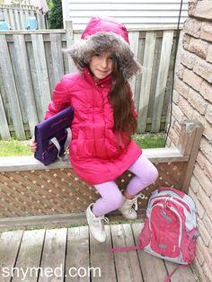WIN an Eddie Bauer kid's jacket (boy or girl)! Kids Winter Jackets, Win Free Stuff, Leather Flight Jacket, Online Contest, Good Job, Eddie Bauer, Giveaways, Baby Car Seats, Back To School
