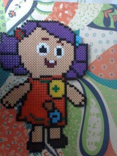 Dolly Toy Story hama perler beads