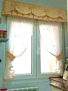 Scegliete tessuti e accessori coerenti con lo stile della stanza. 460 Idee Su Mantovane Mantovane Tende Mantovane Tende