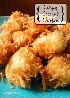 Crispy Coconut Chicken Regular