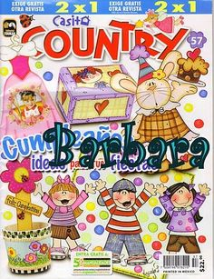 manualidades para cumpleaños country