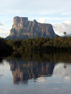 Cerro Autana. Venezuela.