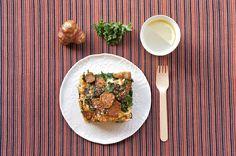 Amici in visita all'improvviso?! Ecco le gustosissime lasagne last minute del nostro #mercoledìveg