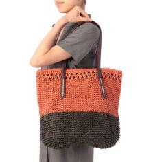 HusHusH crochet bag