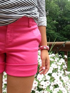 Love. I can't wait to pull out my shorts this summer!