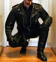 Leather Dad