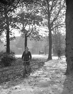 Wilhelminapark 1937.