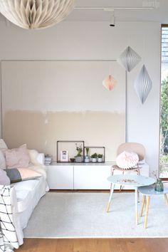 schones wohnzimmereinrichtung mit freigelegter ziegelwand gefaßt images oder efbbdded jute ombre