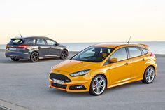 Ford Focus ST FL (2015): Fahrbericht - Bilder - autobild.de