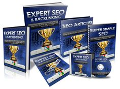 Expert SEO and Backlinking - Audio and eBook