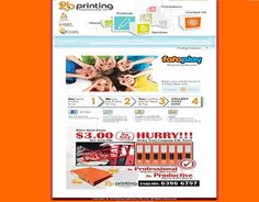 """Check out new work on my @Behance portfolio: """"Printing Services"""" http://on.be.net/1IF5Iuu"""