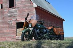 Indian Motorcycle has announced that through 2015, it will roll out a series of custom Indian Scouts designed and built by some of America's top custom bike builders. Each will be designed to celebrate an important Indian Scout milestone since the model's