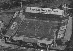 Ninian Park Cardiff City Football, Cardiff City Fc, Captain Morgan Rum, Blue Bird, Barcelona, Park, Gates, Google Search, Barcelona Spain
