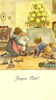 Children in play..