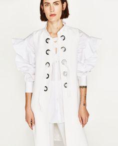 Image 4 of LONG WAISTCOAT from Zara