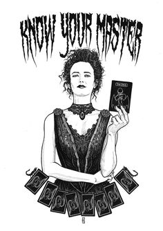 "Beloved, ""Know Your Master"" Penny Dreadful fan art"