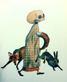 by Wolf Erlbruch.