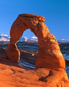 Arches National Park , Utah , United States: