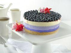 Receta de Cheesecake Multicolor Sin Horno (receta en vivo)