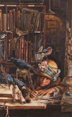 """""""Books may well be the only true magic."""" ~ Alice Hoffman"""