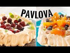Pavlova Tatlısı Tarifi | Pavlova Pastası Nasıl Yapılır? - YouTube