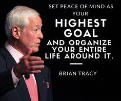 Set Peace of Mind. Real Life Quotes, Wise Quotes, Words Quotes, Sayings, Motivational Quotes For Success, Positive Quotes, Inspirational Quotes, Brian Tracy Quotes, Communication Quotes