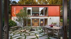 Shipping container homes // containers quik house main
