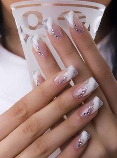 Top 5 Nail Designs for Brides 2013
