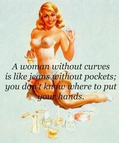 I want to be fit but I must keep my curves. :-)
