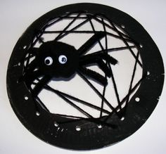 great preschool craft. halloween