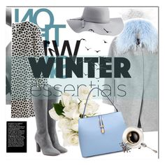 """Winter Essentials"" by bombaysapphire ❤ liked on Polyvore featuring мода, L'Autre Chose, Rebecca Taylor, Charlotte Russe и Rebecca White"