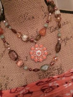 Shades of Chic with Enhancer from Peachy Keen Necklace h