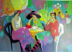 Póngame un café: Isaac Maimon. El espíritu del boulevard