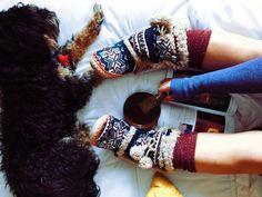 Moda Magazine - Beauty Basics for Winter Pampering