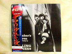 CD/Japan- THE ROLLING STONES December's Children w/OBI RARE MINI-LP w/CARD #RocknRoll