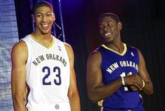Looking back on Pelicans duo of Anthony Davis and Jrue Holiday — Pelican Debrief Watch Live Tv, Keeping A Journal, Anthony Davis, Physical Fitness, Looking Back, Shit Happens, Workout, News, Sports