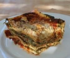 Recipe Cottage Cheese and Spinach Lasagne by kelsabels, learn to make this recipe easily in your kitchen machine and discover other Thermomix recipes in Main dishes - vegetarian. Cottage Cheese Recipes, Cheese Lasagna, Recipe Community, Baby Spinach, Main Dishes, Vegetarian Recipes, Main Courses, Eat, Cooking