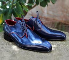 Derby Shoes, Red Leather, Character Design, Oxford Shoes, Language, Lace Up, Footwear, Toe, Fantasy