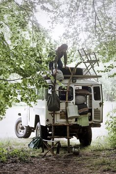 camping in style | vtwonen, Sept. 2011, Jeroen van der Spek + Cleo Scheulderman