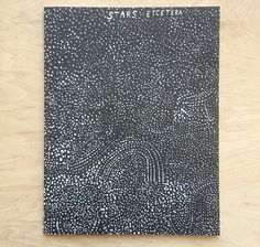 Stars etc zine by Nathaniel Russel via Needles and Pens